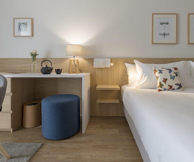 Chambre Supérieure - Hôtel la Villa Douce - Golfe de St Tropez