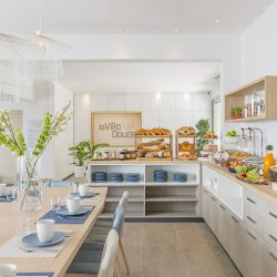 Petit déjeuner buffet Hôtel la Villa Douce - Golfe de St Tropez