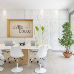 Réception Hôtel la Villa Douce **** - Golfe de St Tropez