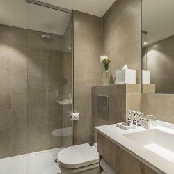 Salle de Bain douche à l'italienne Hôtel la Villa Douce - Golfe de St Tropez