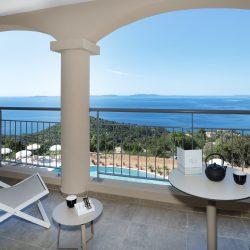 Terrasse Suite famille - Hôtel la Villa Douce - Golfe de St Tropez