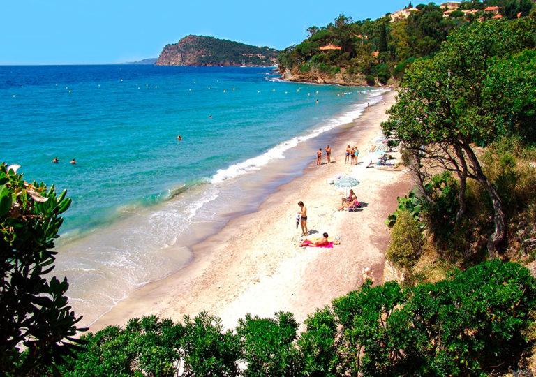la villa douce - la plage du canadel