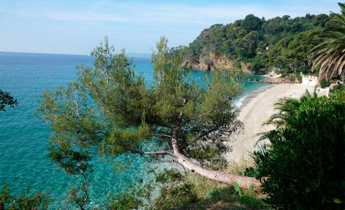 la villa douce - la plage du rayol