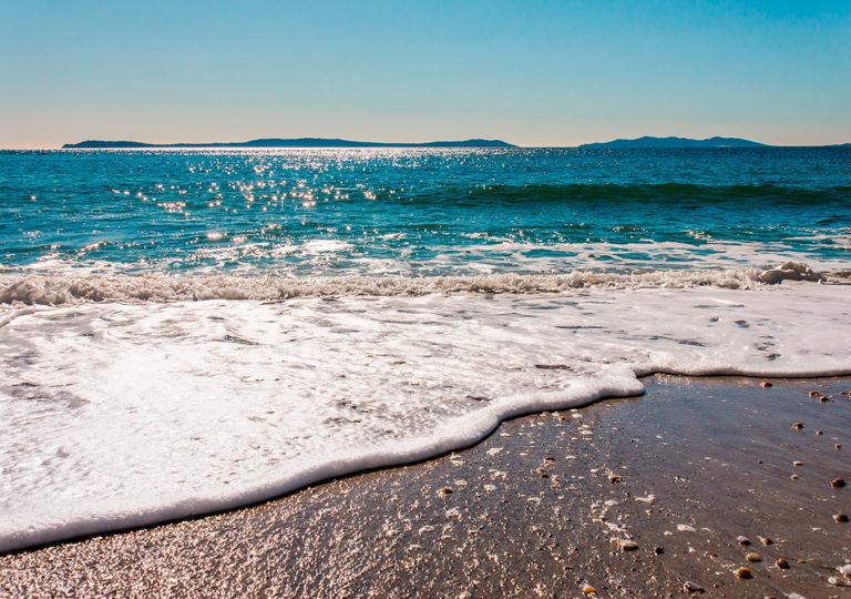 la villa douce - la plage de pramousquier