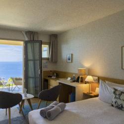 Chambre supérieure - Hôtel La Villa Douce - Hôtel 4 étoiles - Golfe de Saint-Tropez