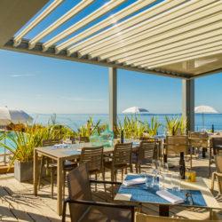 Hôtel 4 étoiles La Villa Douce - Saint Tropez - Restaurant Le Café l'Envol 5