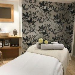 Salle de massage, cabine de soin- Hôtel 4 étoiles La Villa Douce - Saint Tropez - Rayol canadel sur mer