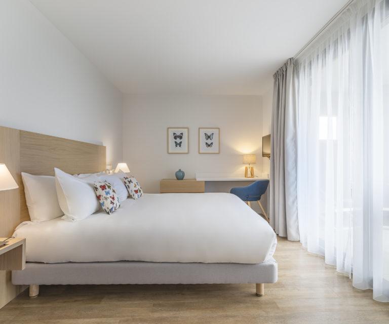 Suite appartement vue mer - La Villa Douce -Hôtel 4 étoiles - Golfe de Saint Tropez - Rayol-Canadel-Sur-Mer