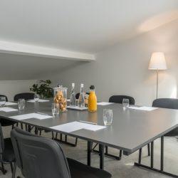 Salle de réunion séminaire - La Villa Douce -Hôtel 4 étoiles - Golfe de Saint Tropez - Rayol-Canadel-Sur-Mer