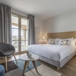 Chambre standard - Hôtel La Villa Douce - Hôtel 4 étoiles - Golfe de Saint-Tropez