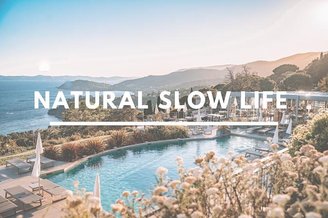Nouvelle offre natural slow life
